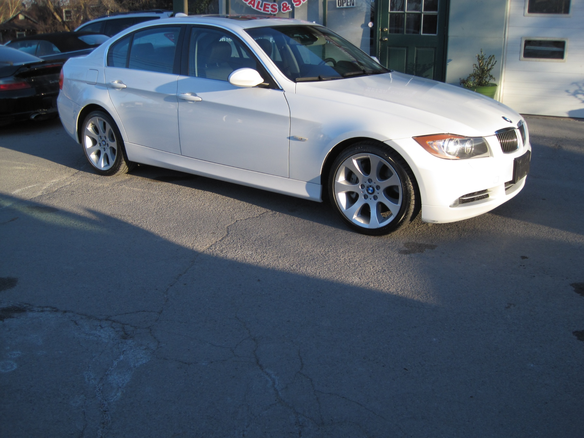 Used 2008 BMW 3 Series 335xi AWD,LOADED,SPORT+PREMIUM+COLD WEATHER PKGS,NAVIGATION | Albany, NY