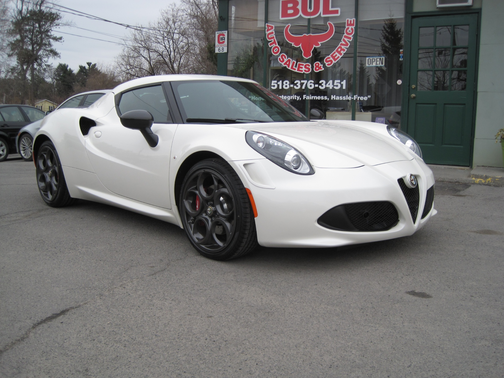 Alfa Romeo C Launch Edition Stock For Sale Near Albany - Used alfa romeo 4c for sale