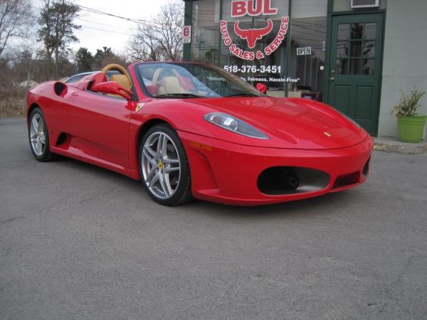 Used 2007 Ferrari F430-Albany, NY