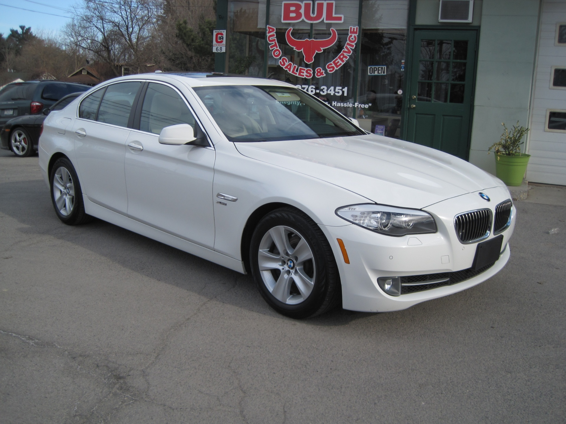 2012 bmw 5 series 528i xdrive awd loaded technology. Black Bedroom Furniture Sets. Home Design Ideas