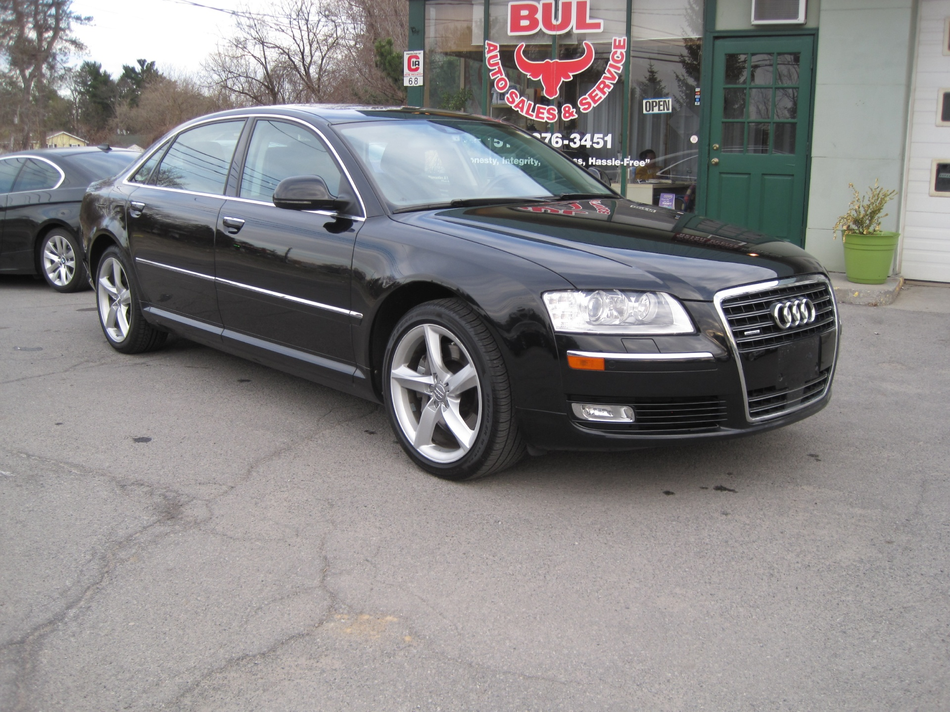 2009 Audi A8 L Quattro Awdsuper Nice And Cleanloaded With Options