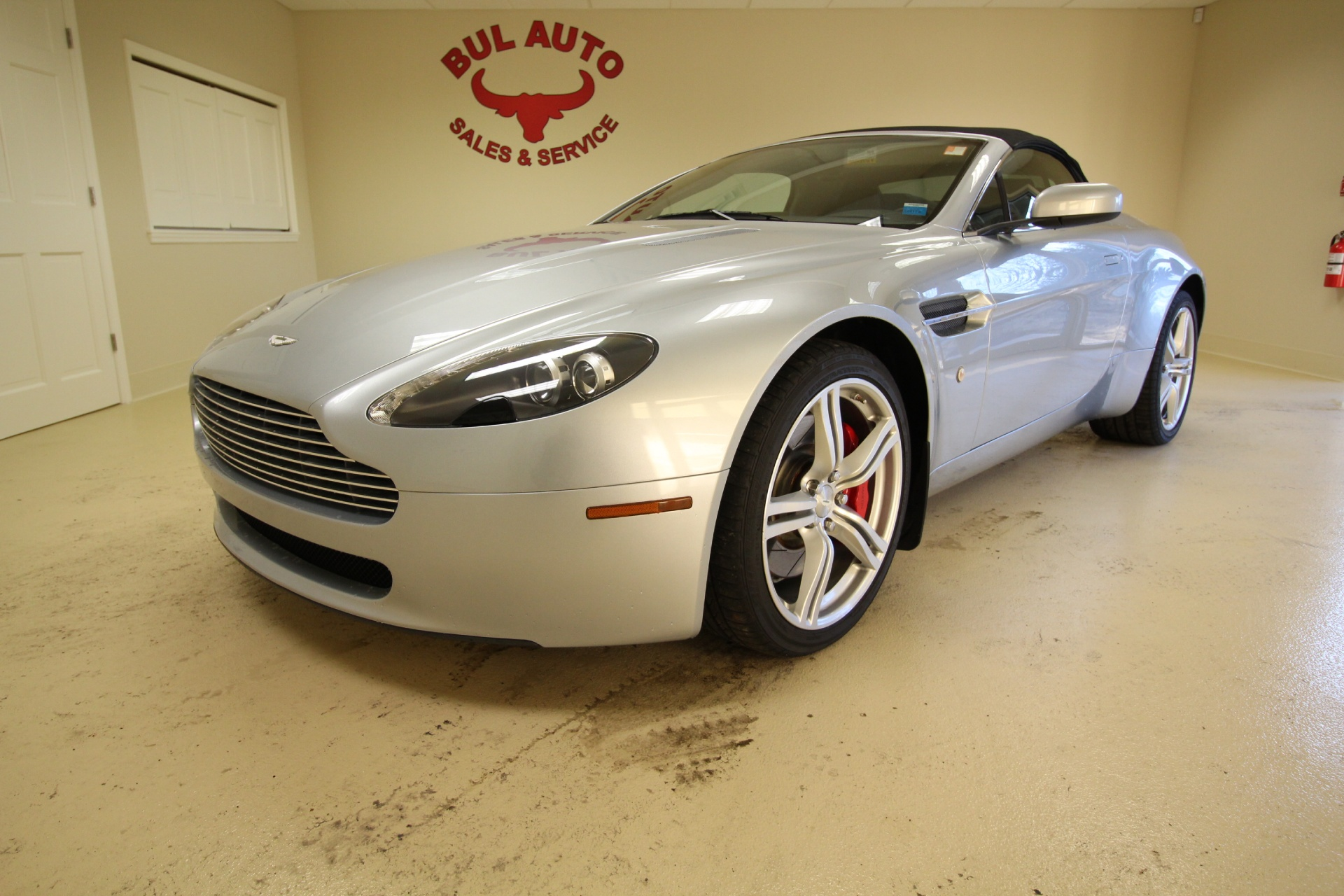 2009 Aston Martin V8 Vantage Roadster Convertible Rare 6 Speed Manual Navigation Red Calipers And More Stock 15066 For Sale Near Albany Ny Ny Aston Martin Dealer For Sale In Albany Ny 15066