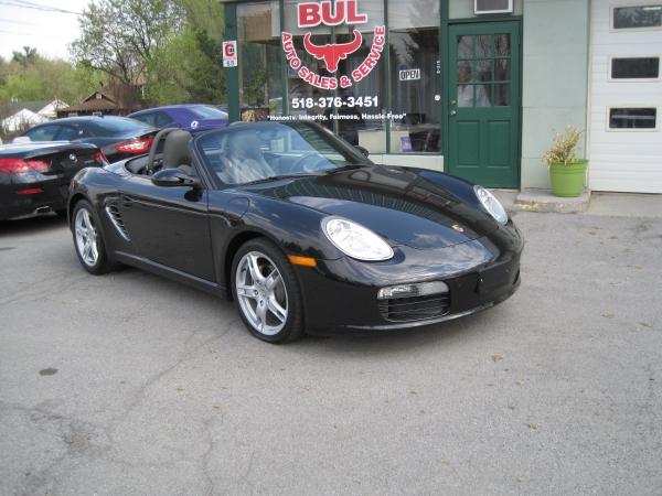 Used 2006 Porsche Boxster-Albany, NY