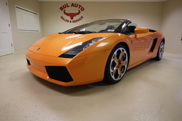 Used 2006 Lamborghini Gallardo-Albany, NY