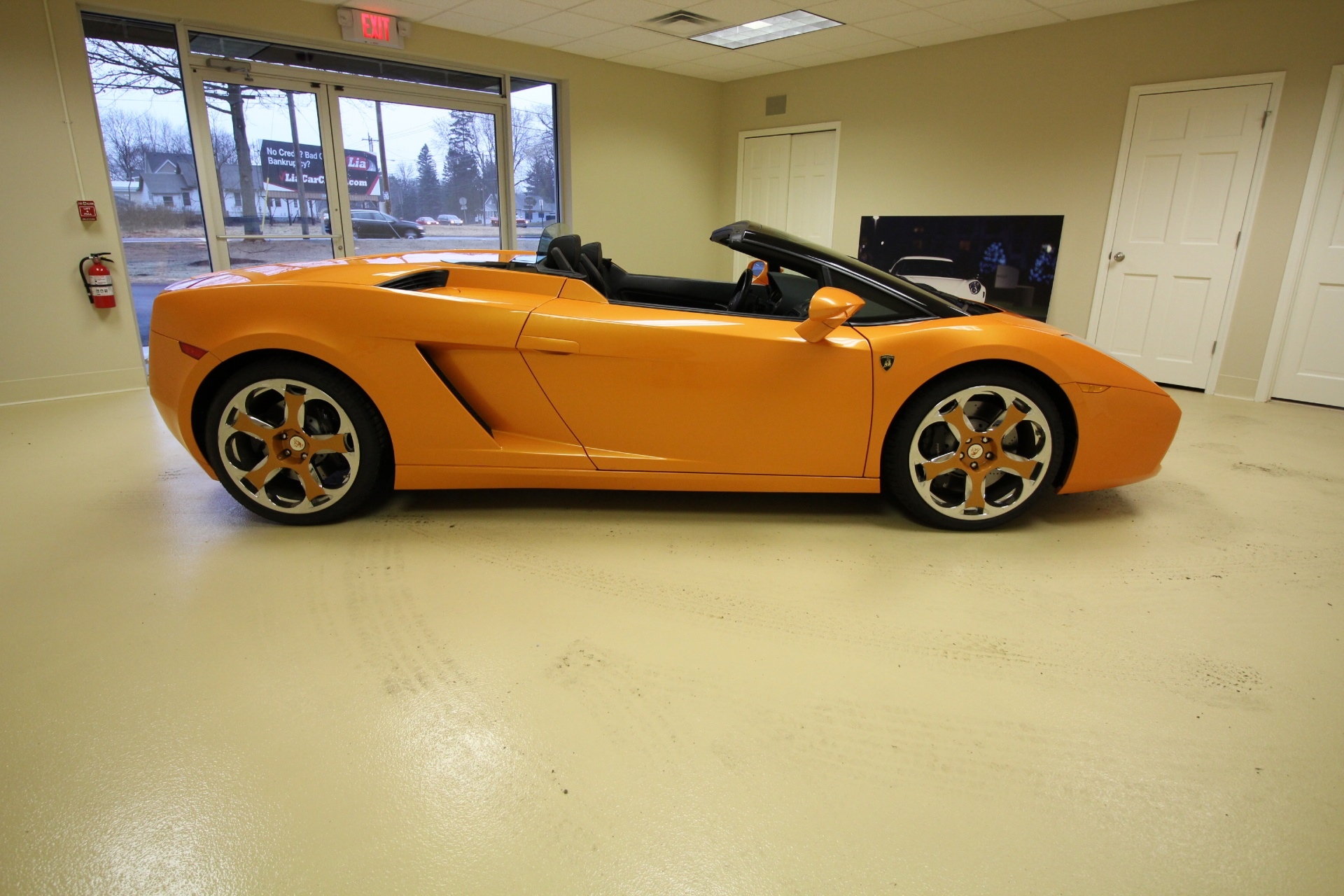 Used 2006 Lamborghini Gallardo Spyder SUPER CLEAN,NO PAINTWORK | Albany, NY