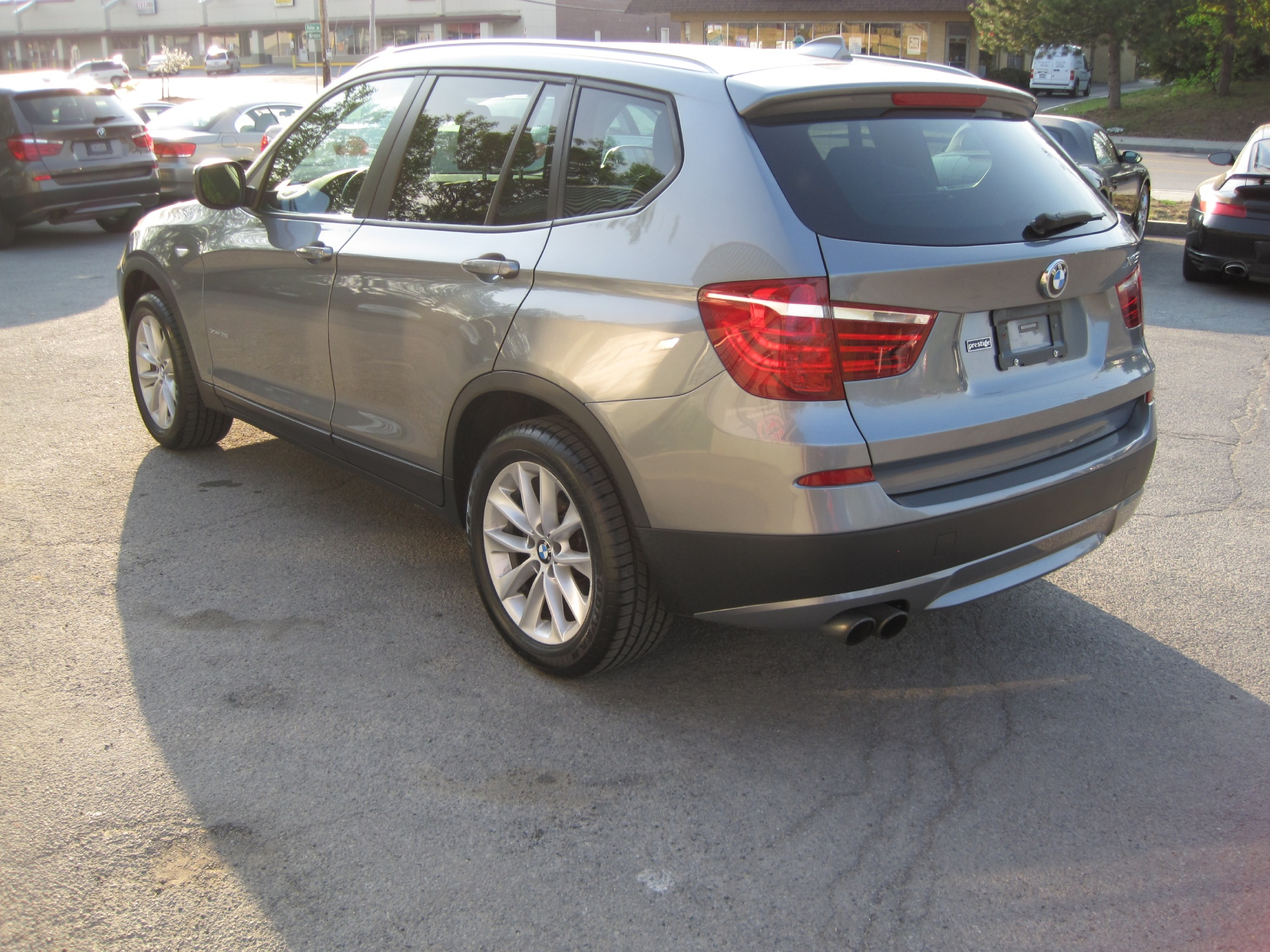 2013 bmw x3 xdrive28i awd 1 owner very clean 4 new tires. Black Bedroom Furniture Sets. Home Design Ideas