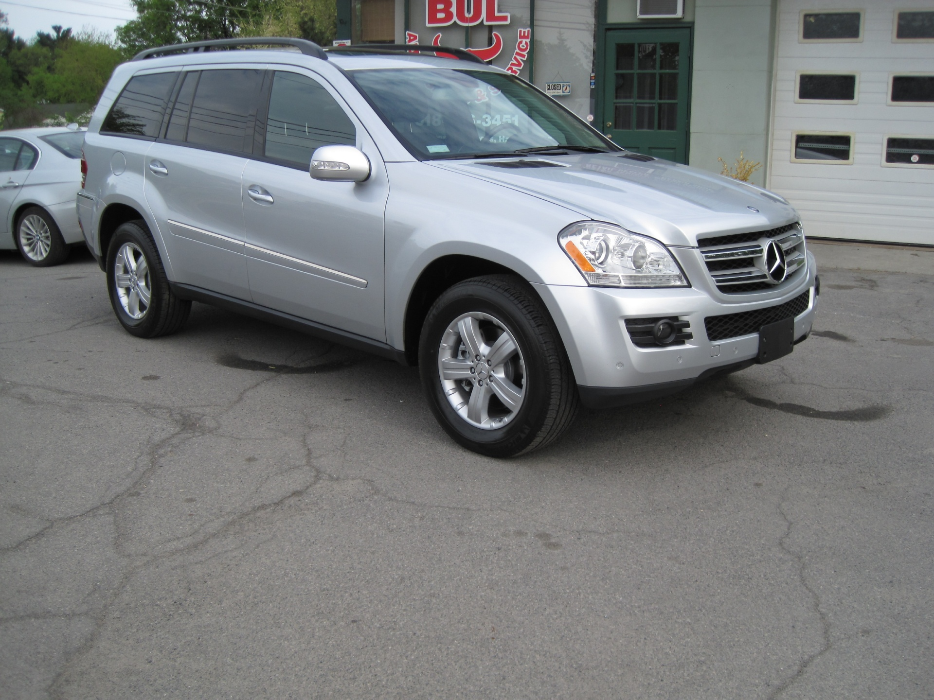 2007 mercedes benz gl class gl450 4matic awd one owner super clean navigation back up camera. Black Bedroom Furniture Sets. Home Design Ideas