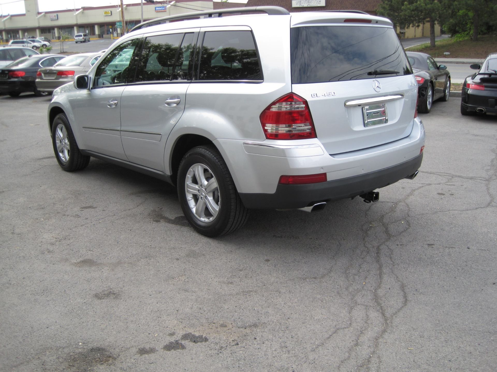 Used 2007 Mercedes-Benz GL-Class GL450 4MATIC AWD,ONE OWNER,SUPER CLEAN,NAVIGATION,BACK UP CAMERA,SATELITE R | Albany, NY