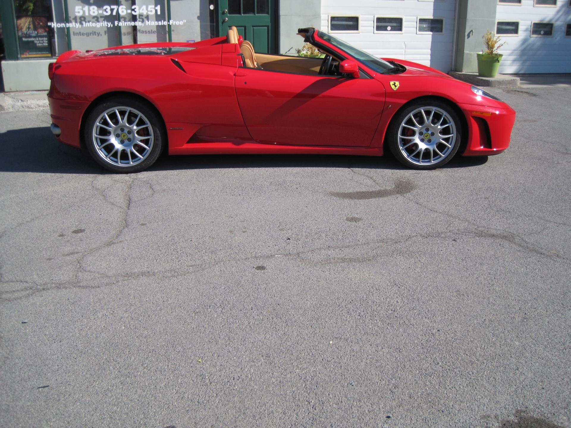 Used 2006 Ferrari F430 F1 Spider | Albany, NY