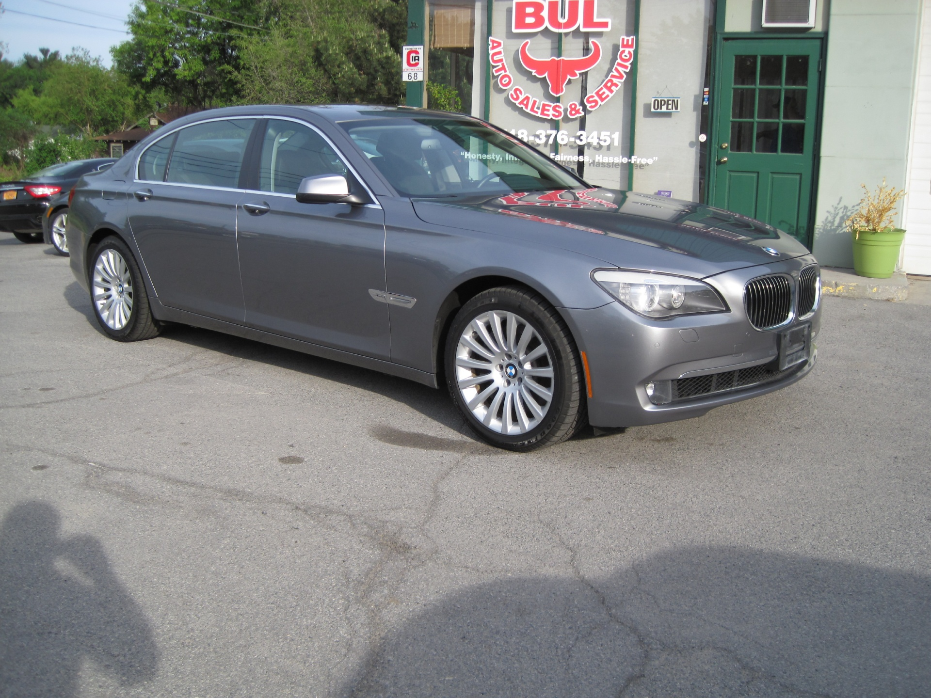 2012 Bmw 7 Series 750li Xdrive Awd Loaded Luxury Seating Cold Weather And More Stock 15079 For Sale Near Albany Ny Ny Bmw Dealer For Sale In Albany Ny 15079 Bul Auto Sales