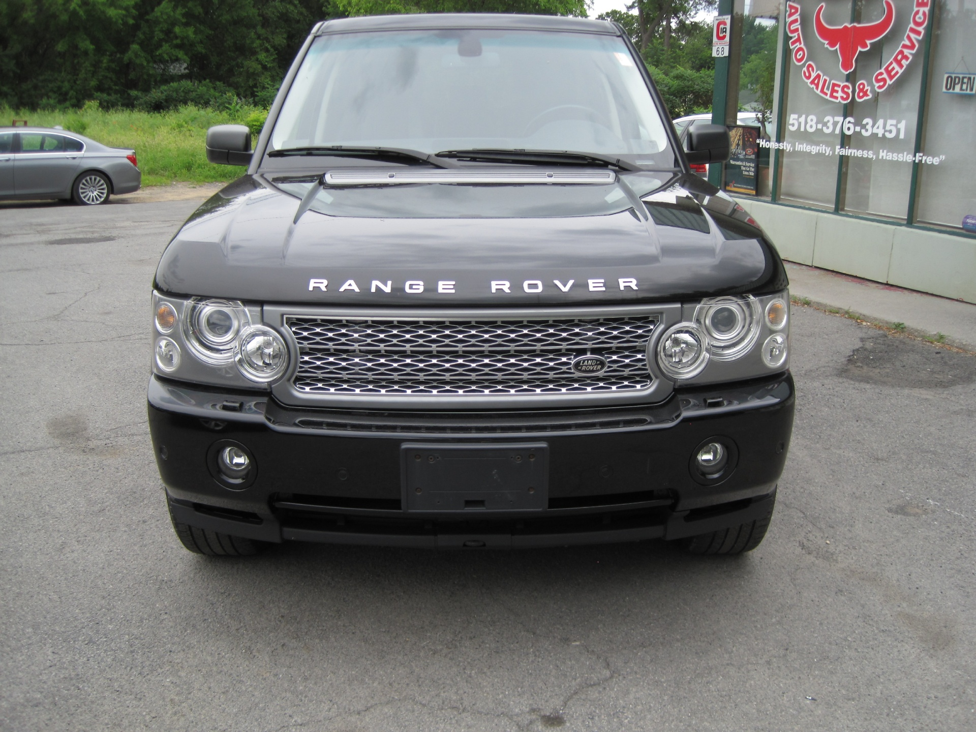 2009 land rover range rover supercharged stock 15085 for sale near albany ny ny land rover. Black Bedroom Furniture Sets. Home Design Ideas