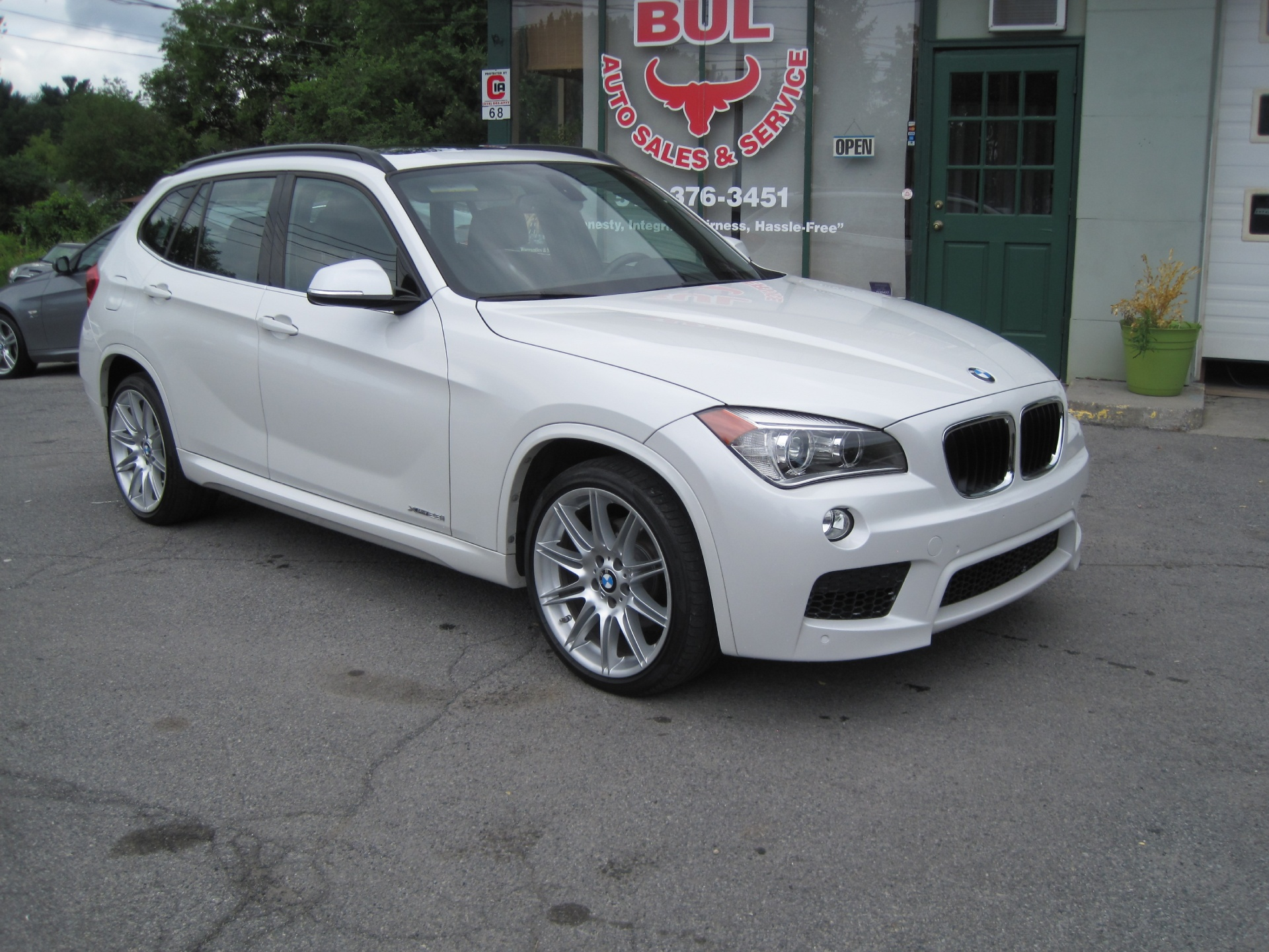 2013 bmw x1 xdrive28i awd super loaded m sport premium ultimate drivers assistance stock 15094. Black Bedroom Furniture Sets. Home Design Ideas