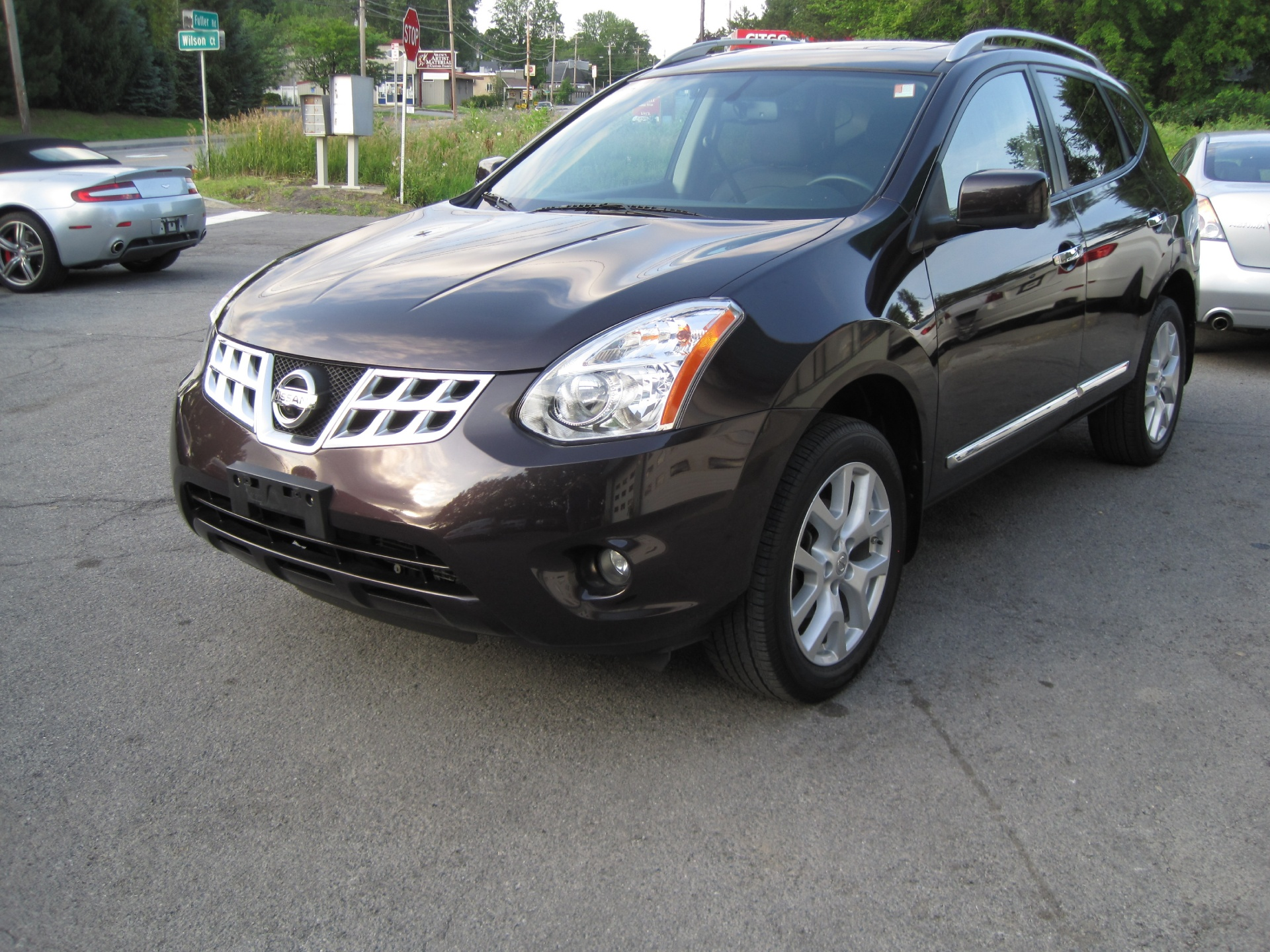 2013 nissan rogue sv wsl package loadedleatherxenonssunroof used 2013 nissan rogue sv wsl package loadedleatherxenonssunroof vanachro Images