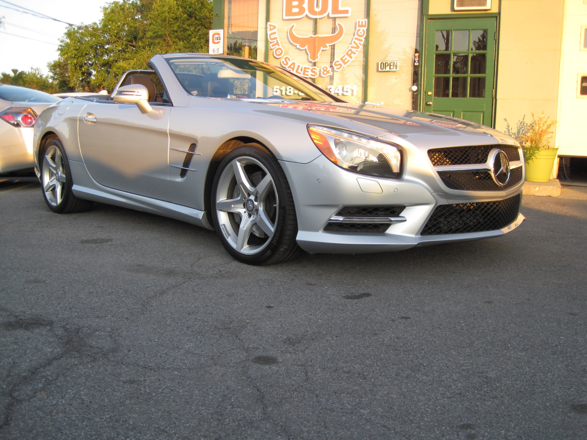 2013 mercedes benz sl class sl550 loaded msrp was 119000 pano roof stock 15105 for sale near. Black Bedroom Furniture Sets. Home Design Ideas