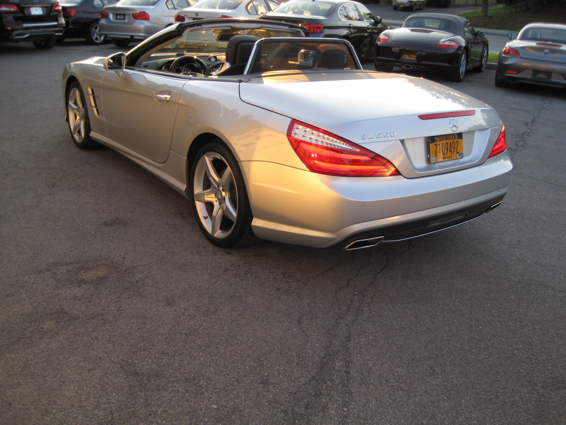 2013 mercedes benz sl class sl550 loaded msrp was 119000 for 2013 mercedes benz sl550 for sale