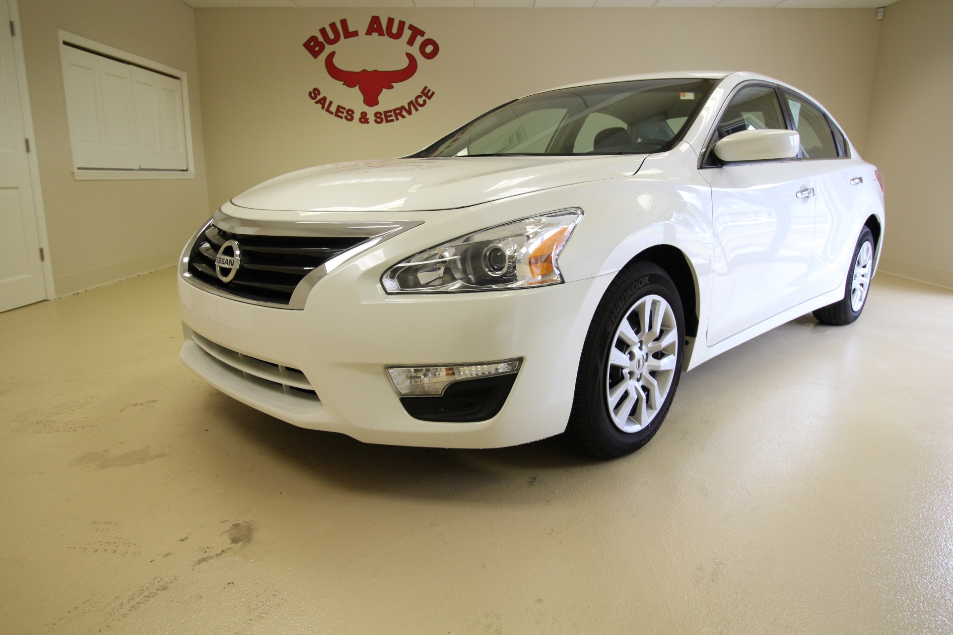 2013 Nissan Altima 2 5 DIAMOND WHITE VERY CLEAN Stock for