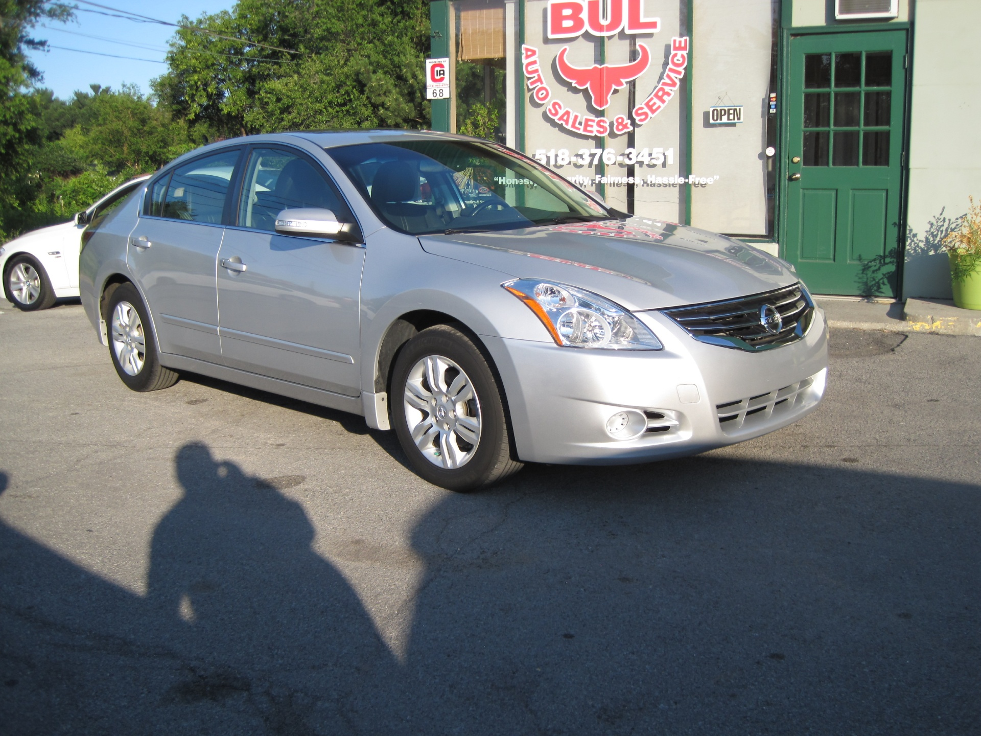 Exceptional Used 2012 Nissan Altima 2.5 SL LOADED,LEATHER,SUNROOF,HEATED SEATS,BACK
