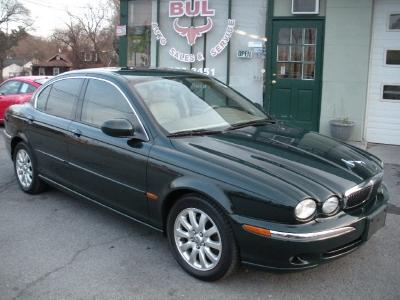 Used 2002 Jaguar X-Type-Albany, NY