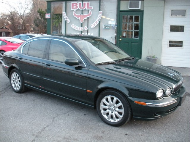 2002 jaguar x type repair manual