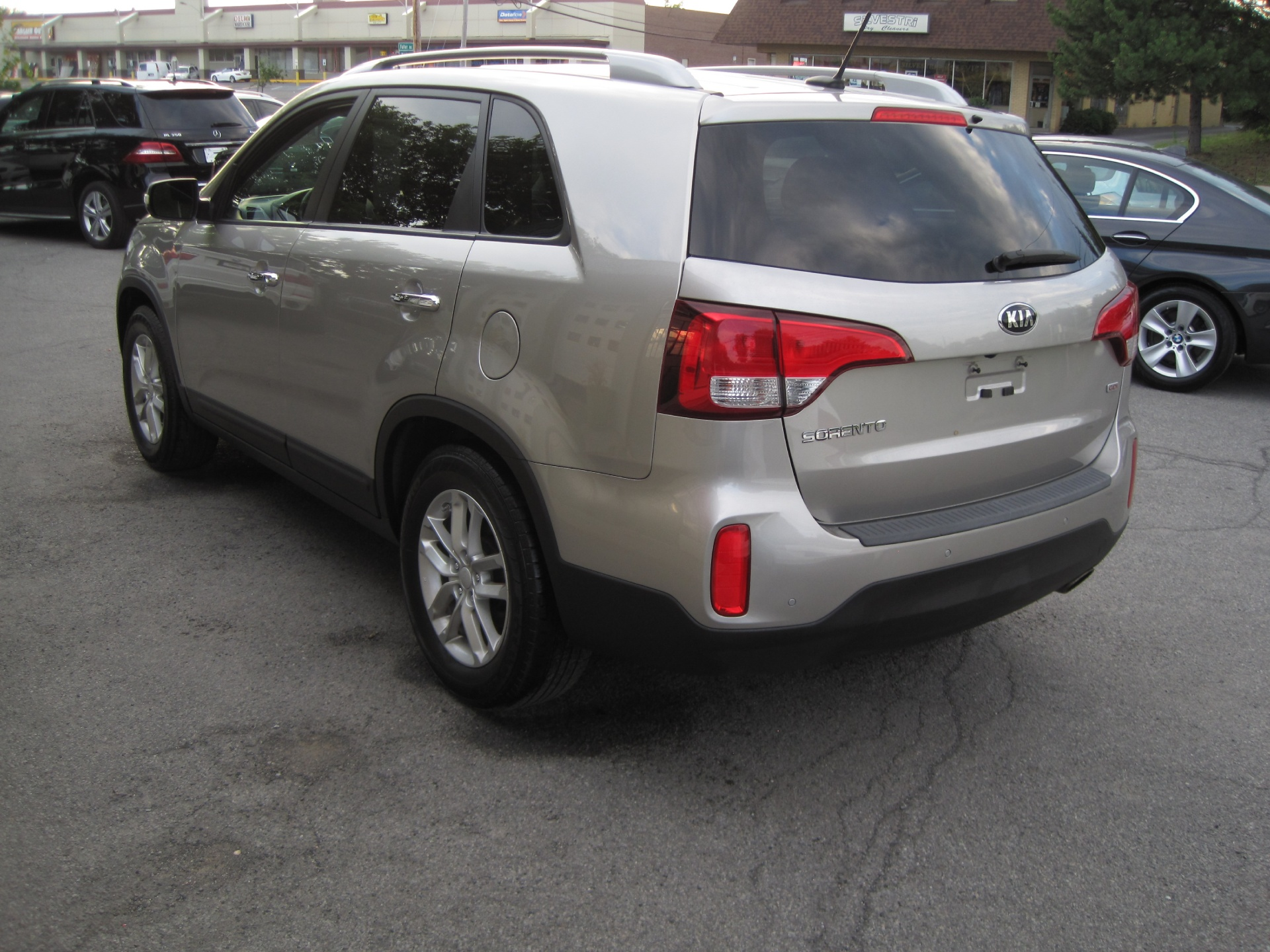 Perfect Used 2014 Kia Sorento LX 3RD ROW SEAT,REARVIEW BACK UP CAMERA,BLUETOOTH