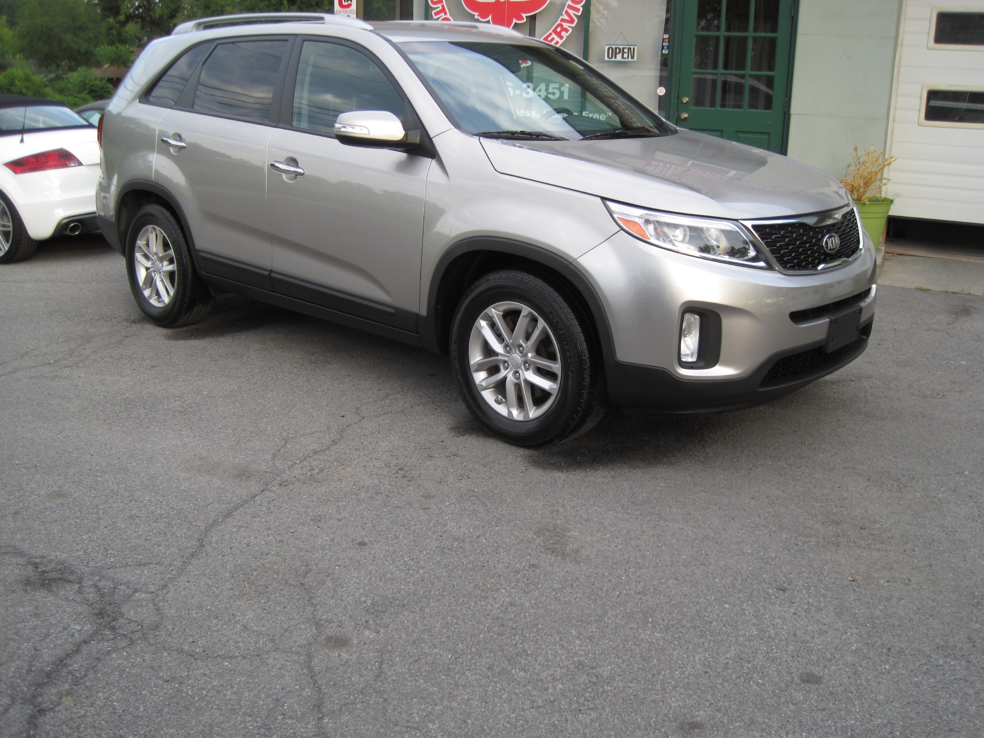 Used 2014 Kia Sorento LX 3RD ROW SEAT,REARVIEW BACK UP CAMERA,BLUETOOTH