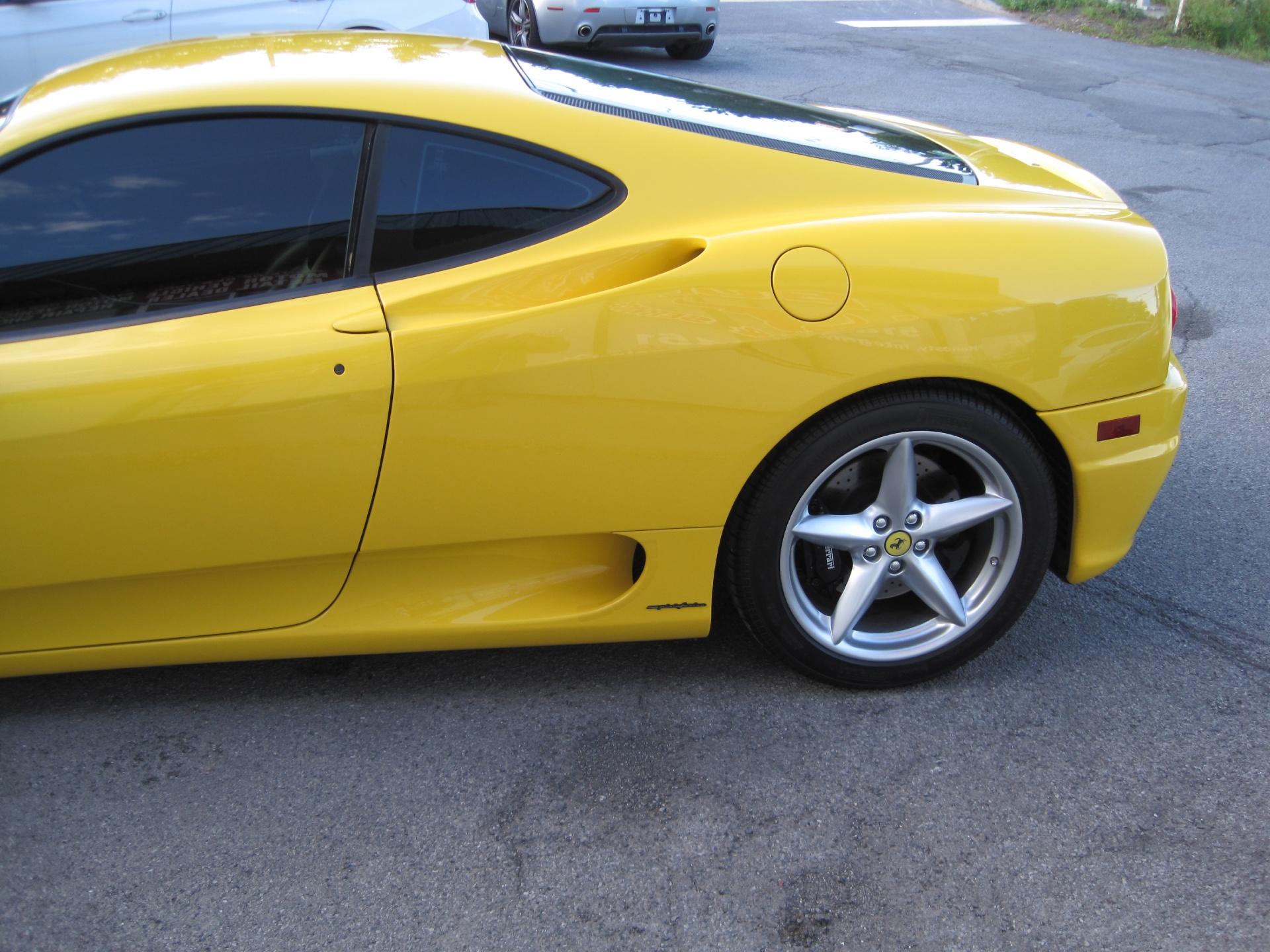 Used 2003 Ferrari 360 Modena RARE 6 SPEED MANUAL COUPE,SUPERB CONDITION,SUPER NICE | Albany, NY