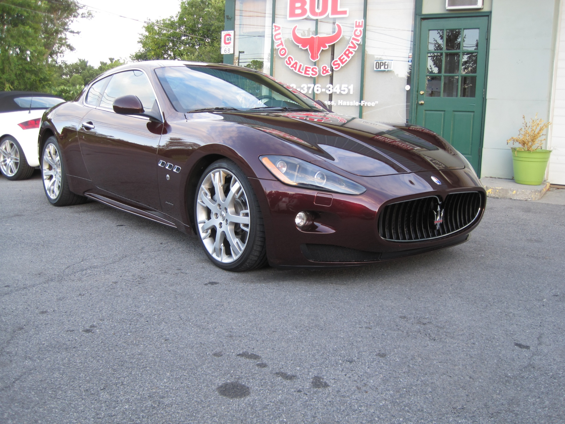 2009 maserati granturismo s gts super rare f430 engine and. Black Bedroom Furniture Sets. Home Design Ideas