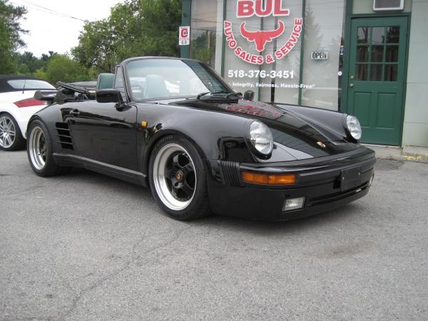 Used 1989 Porsche 911 TURBO-Albany, NY