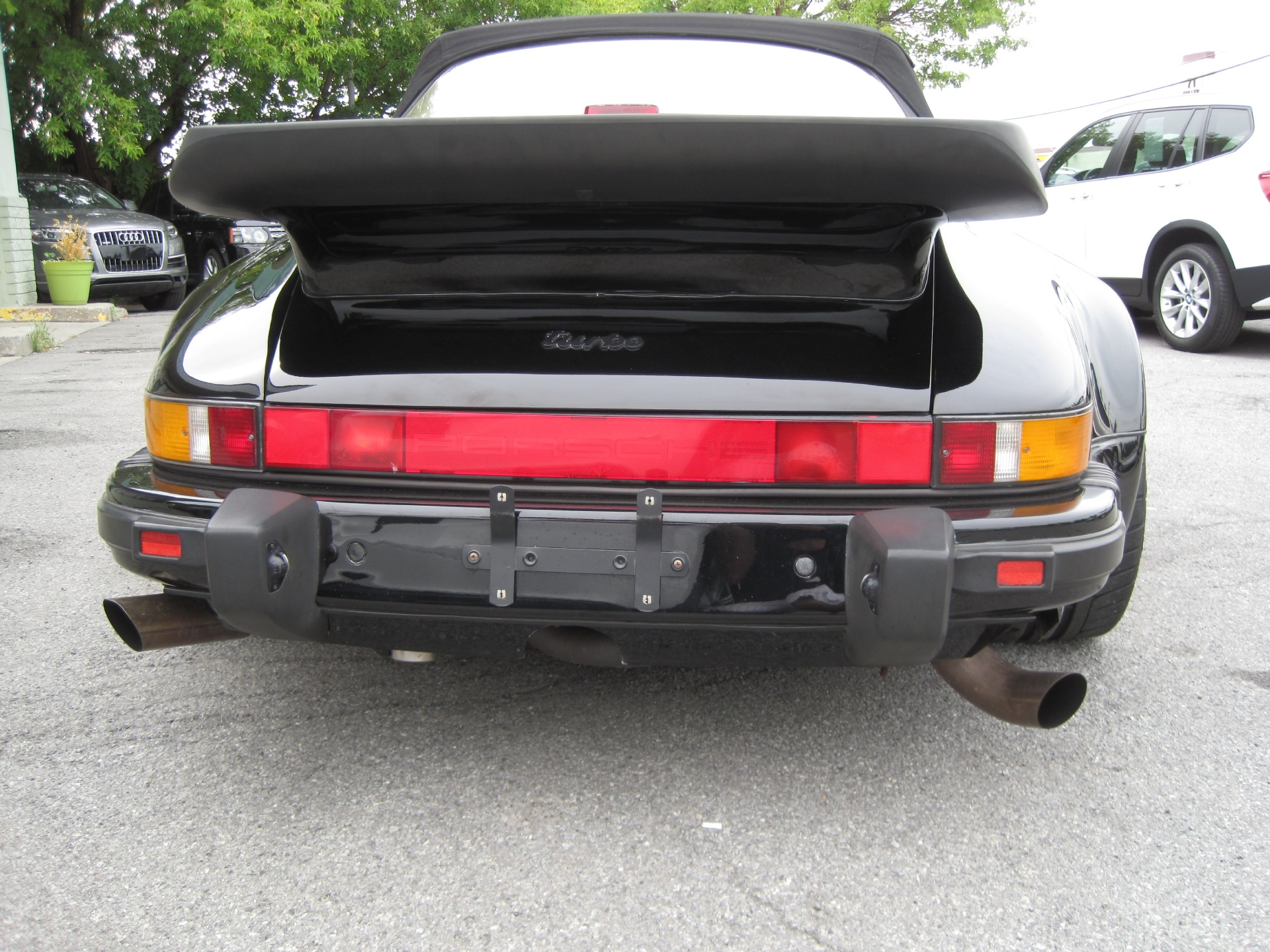 Used 1989 Porsche 911 TURBO 930 CABRIOLET TURBO | Albany, NY