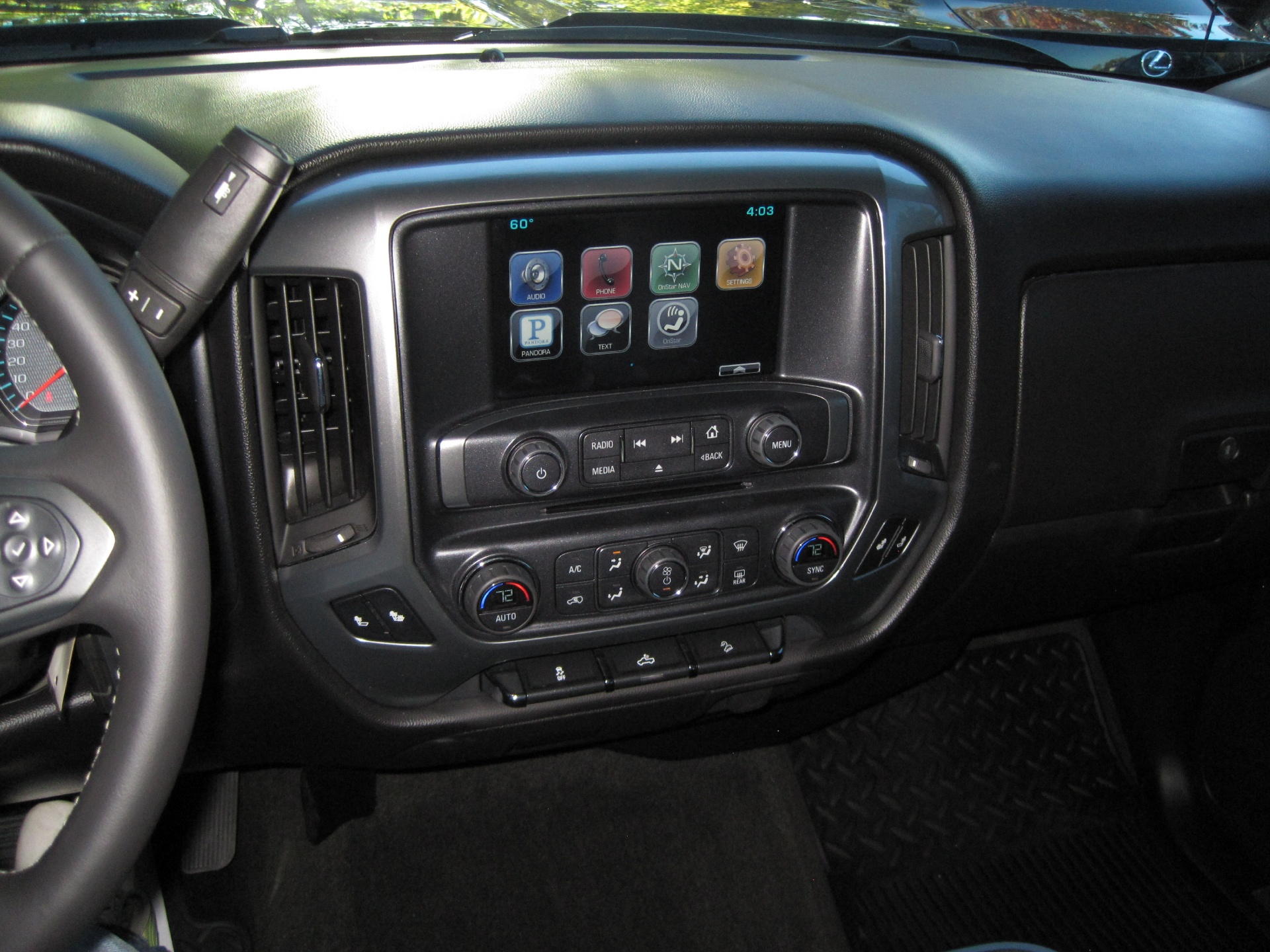 2015 Chevrolet Silverado 2500hd Lt 4x4 Extended Cablike New Chevy Radio Upgrade Used Newleather