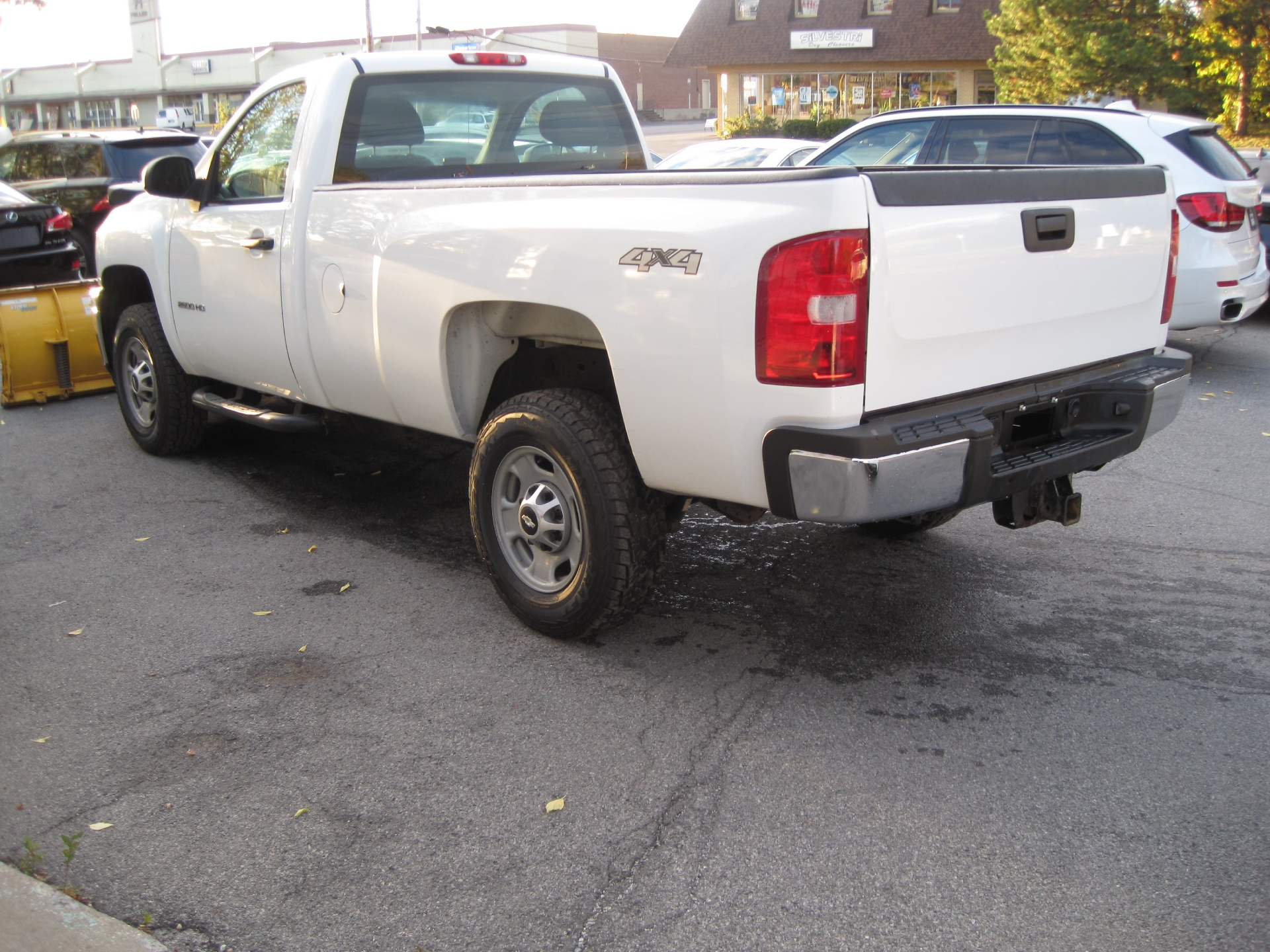 2013 Chevrolet Silverado 2500HD Work Truck 2500 HD 4x4 8ft FISHER PLOW Stock # 15146 for sale ...