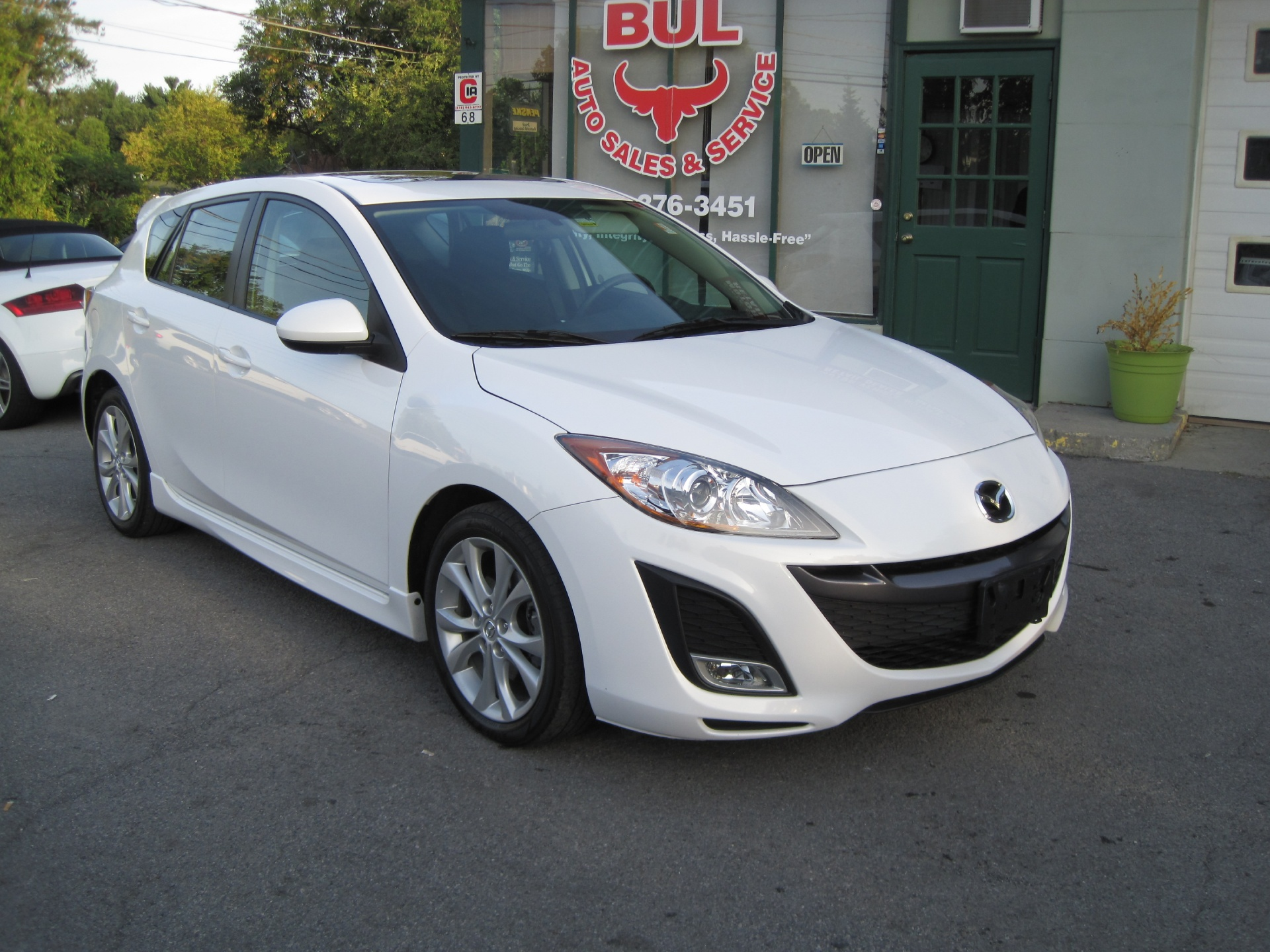 2010 Mazda MAZDA3 s Sport 1 OWNER LIKE NEW,LOW MILES Stock # 15137 ...