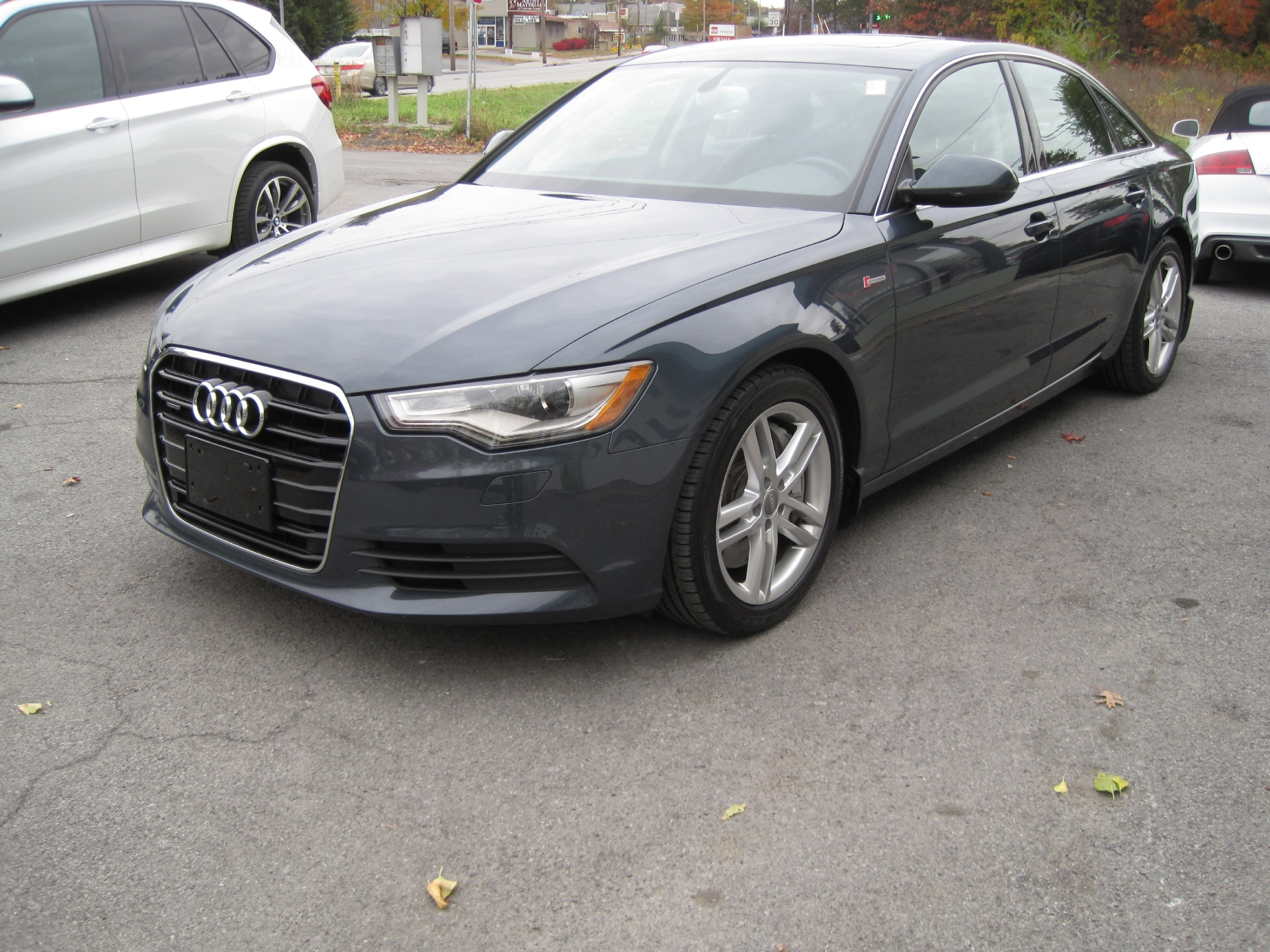Audi A T Quarttro on