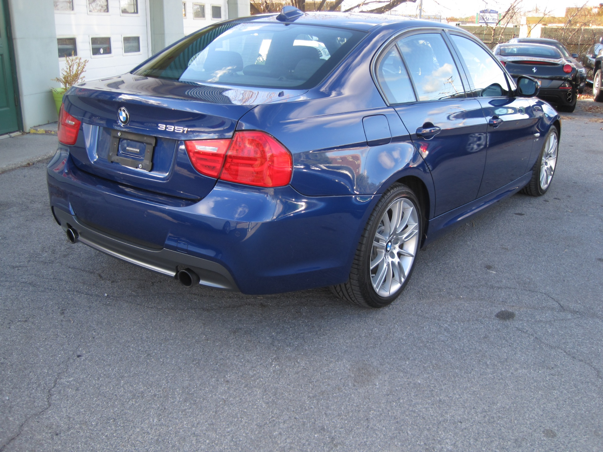 BMW Series I XDrive SUPER RARE SPEED MANUALM SPORT - 2010 bmw 335i m sport