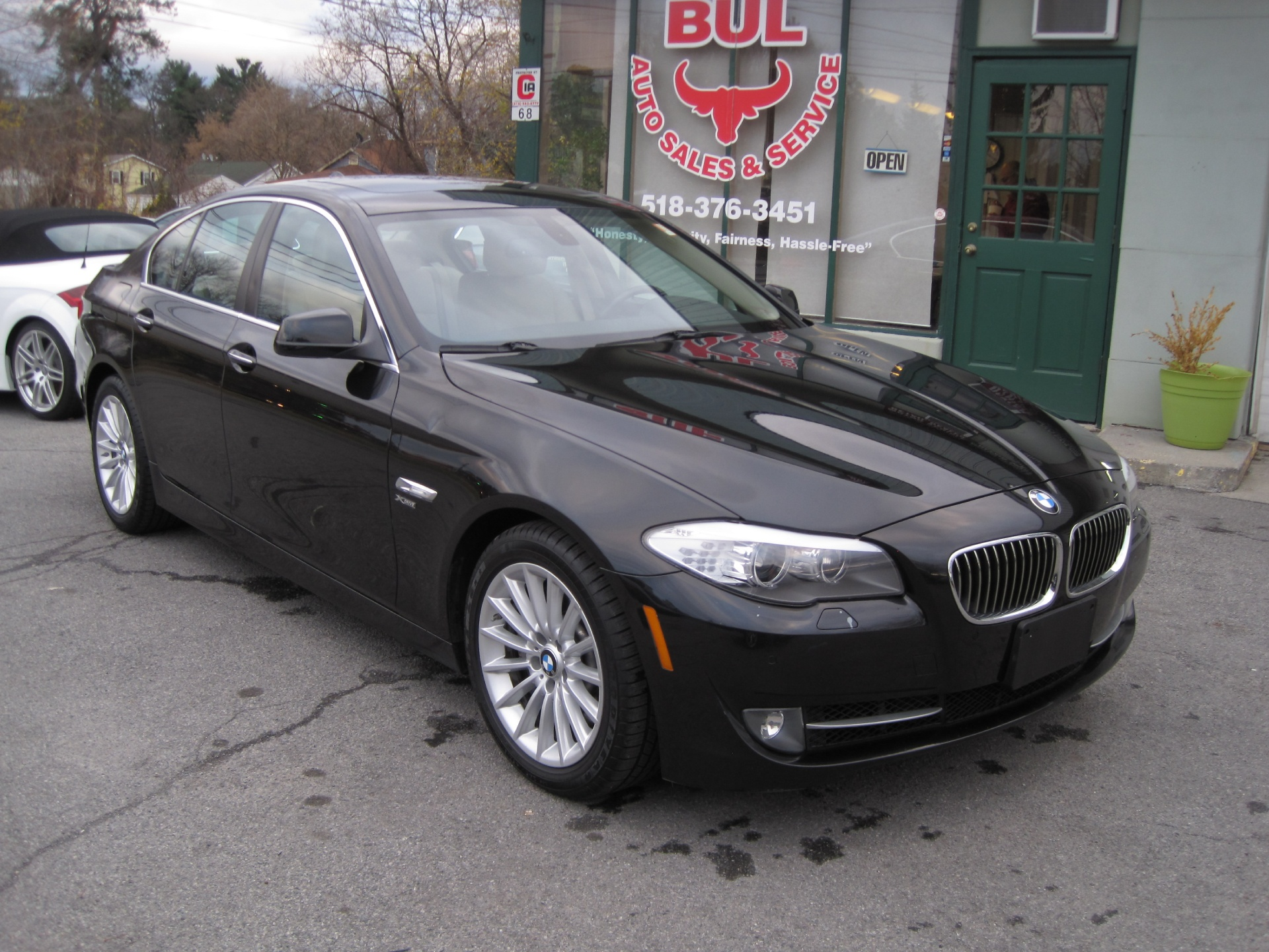 2011 bmw 5 series 535i xdrive 1 owner local new car trade in navigation stock 15165 for sale. Black Bedroom Furniture Sets. Home Design Ideas
