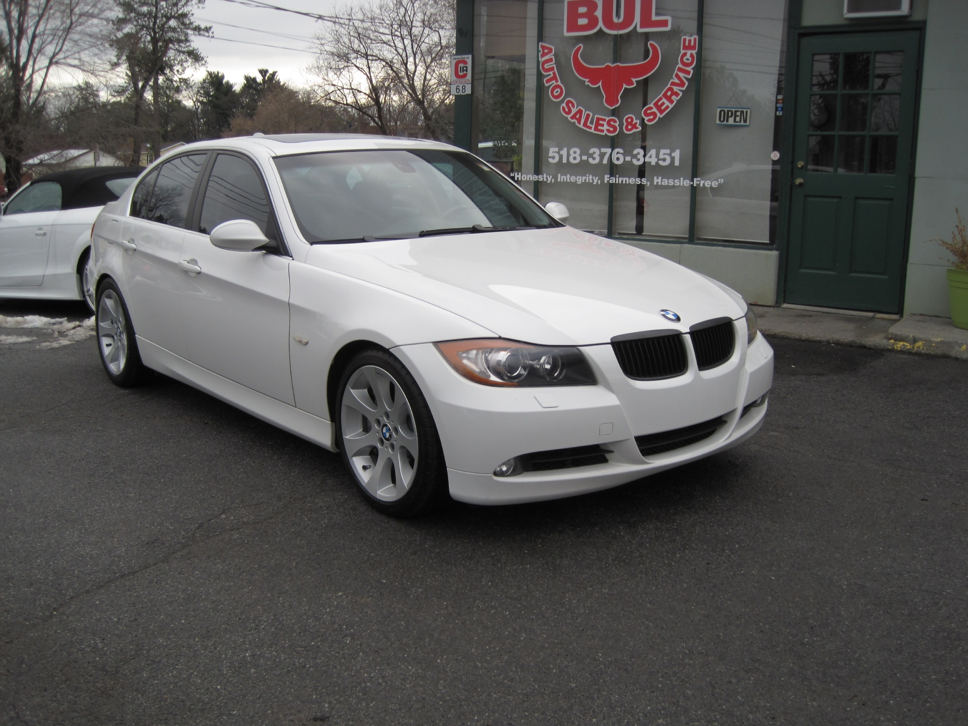 Used 2008 Bmw 3 Series 335i Rare Sport Premium Navigation Low Miles