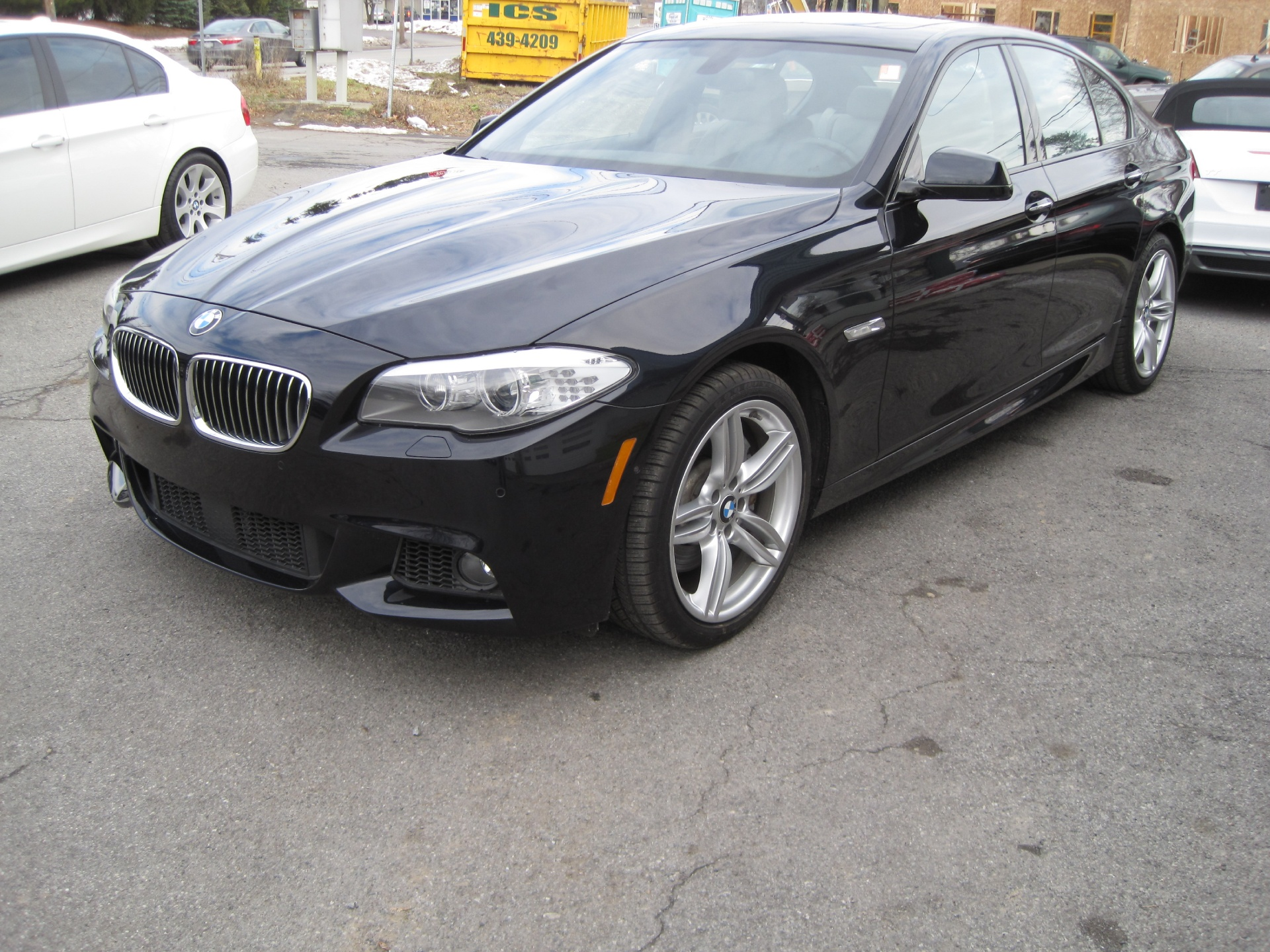 Used 2013 bmw 5 series 535i xdrive msport 535i xdrive loaded m sport premium