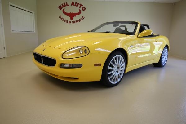 Used 2003 Maserati Spyder-Albany, NY