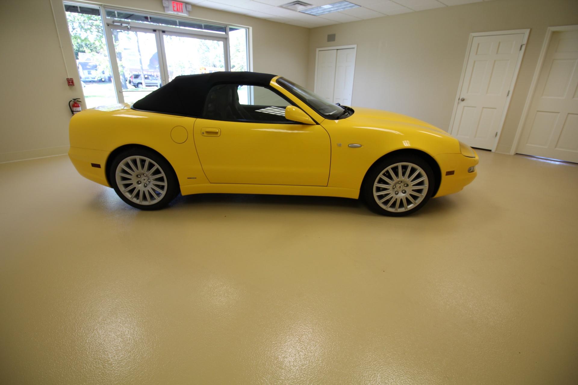 Used 2003 Maserati Spyder Cambiocorsa SPIDER,SUPER CLEAN,SUPER LOW MILES,RARE COLOR COMBO | Albany, NY