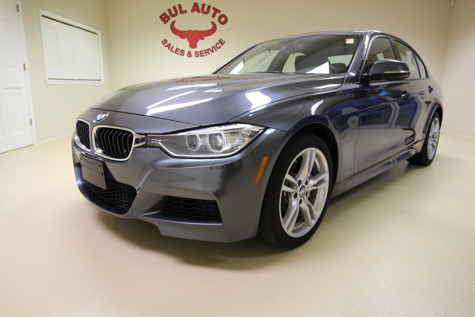 2013 Bmw 3 Series 335i Xdrive 6 Speed Manual Rare Msport