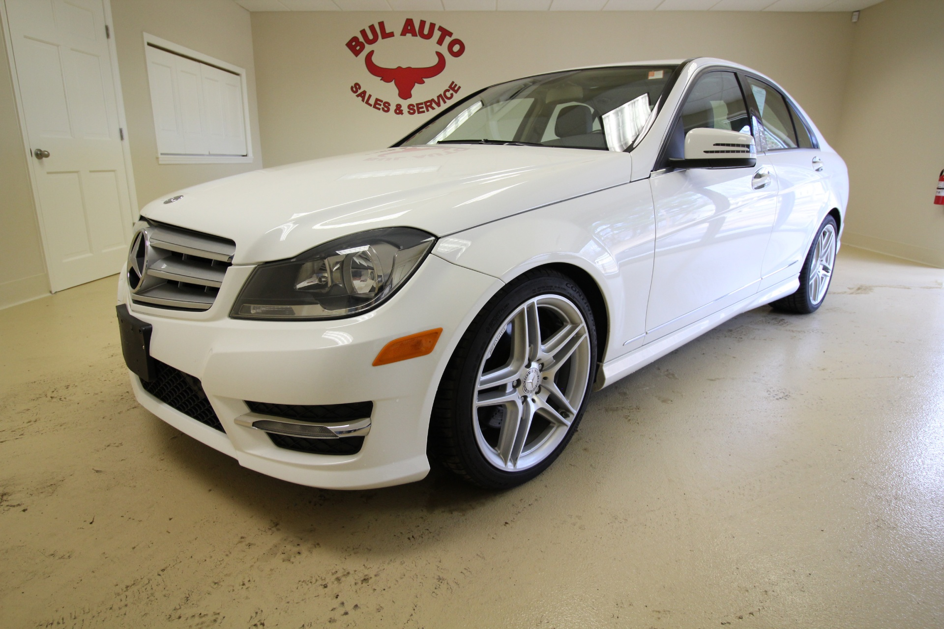 2013 mercedes benz c class c300 sport 4matic loaded navigation stock 16005 for sale near. Black Bedroom Furniture Sets. Home Design Ideas