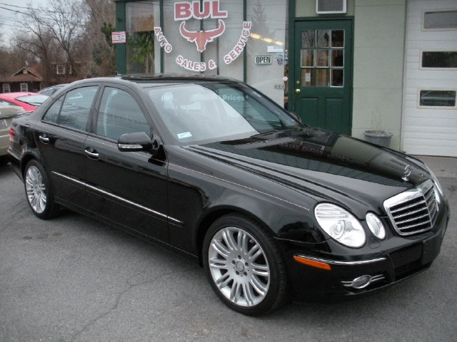 2008 mercedes benz e class e350 4matic stock 11245 for. Black Bedroom Furniture Sets. Home Design Ideas