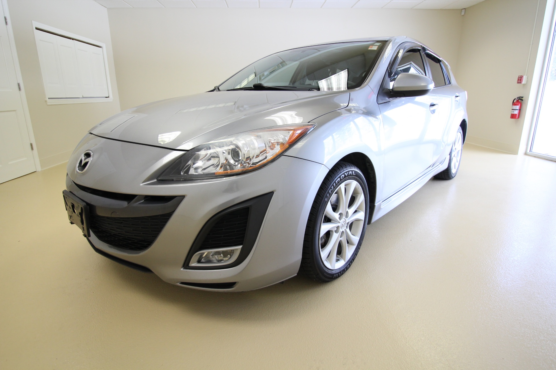 2010 mazda mazda3 s sport rare 6 speed manual navigation sunroof stock 16016 for sale near. Black Bedroom Furniture Sets. Home Design Ideas
