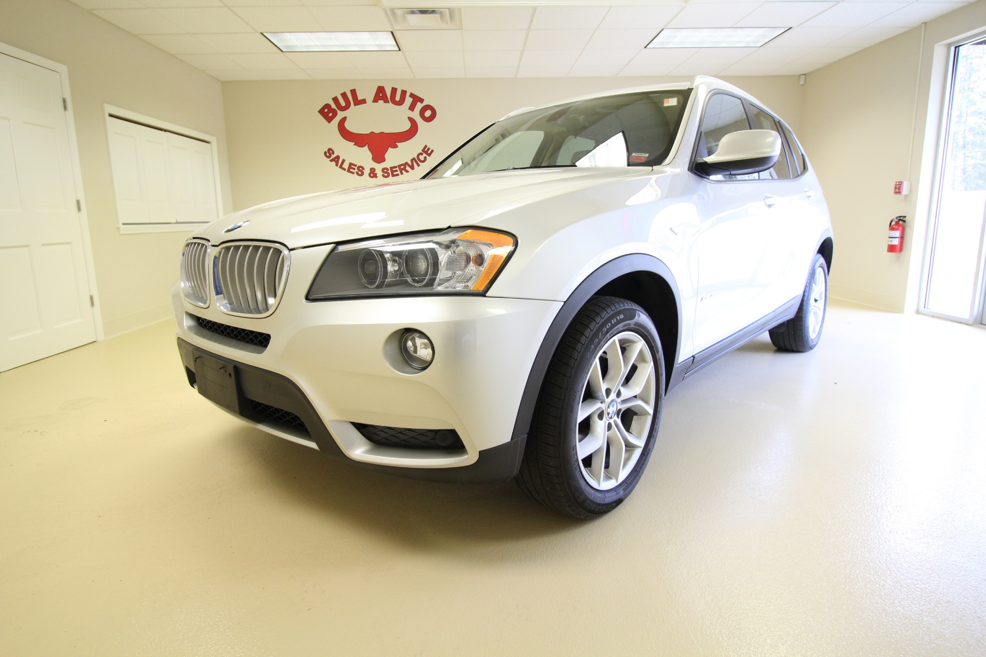 used 2012 bmw x3 xdrive35i extended free maintenance to 100kvery clean albany