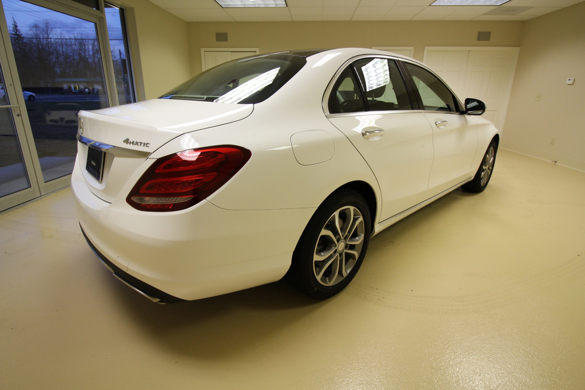 2015 mercedes benz c class c300 4matic awd loaded for 2015 mercedes benz c300 for sale