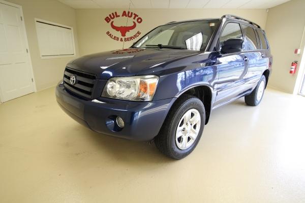 Used 2007 Toyota Highlander-Albany, NY