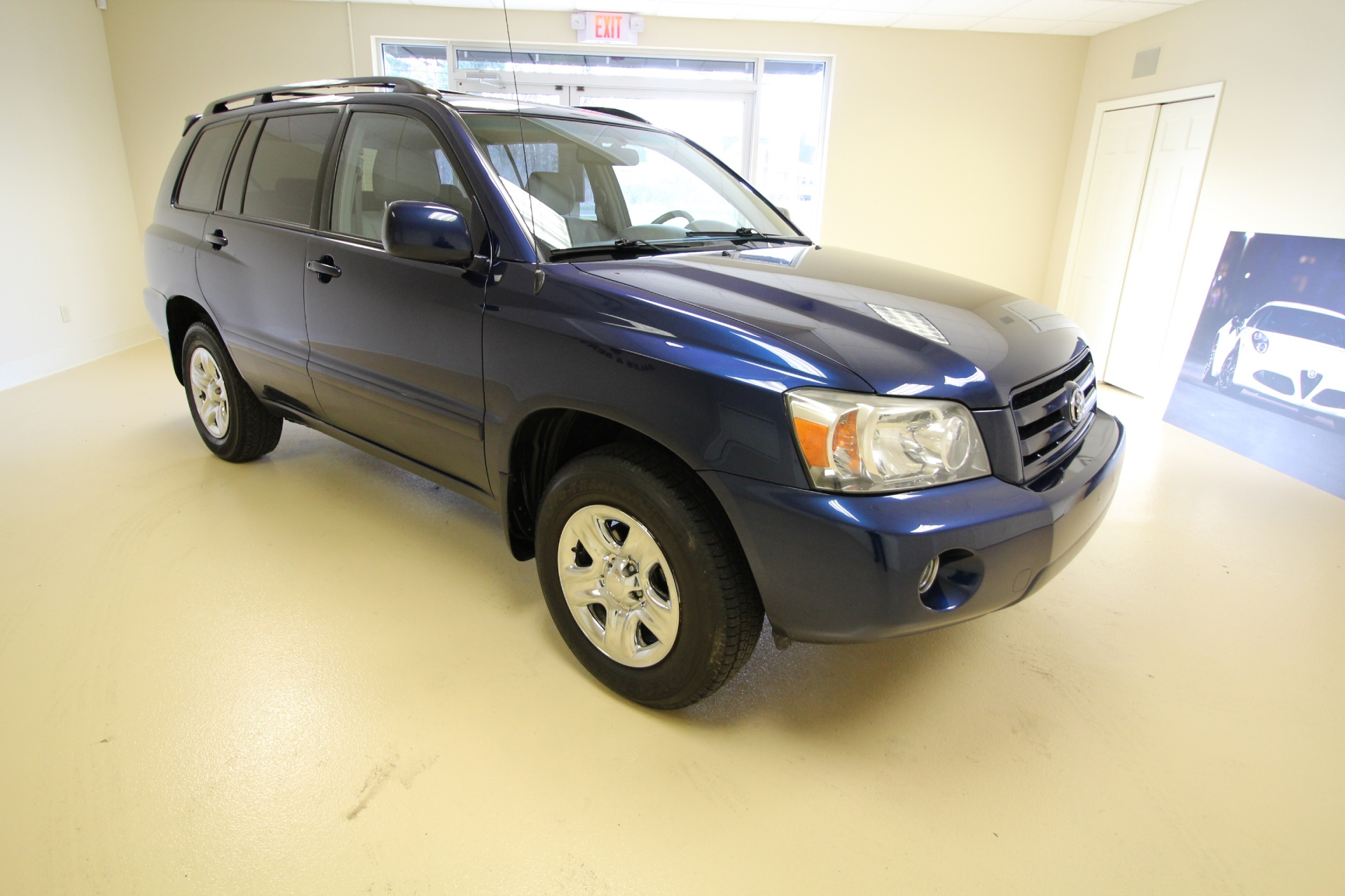 Used 2007 Toyota Highlander 4WD 4X4 SUPER CLEAN,SUPERB CONDITION,ONE OWNER,LOW MILES | Albany, NY