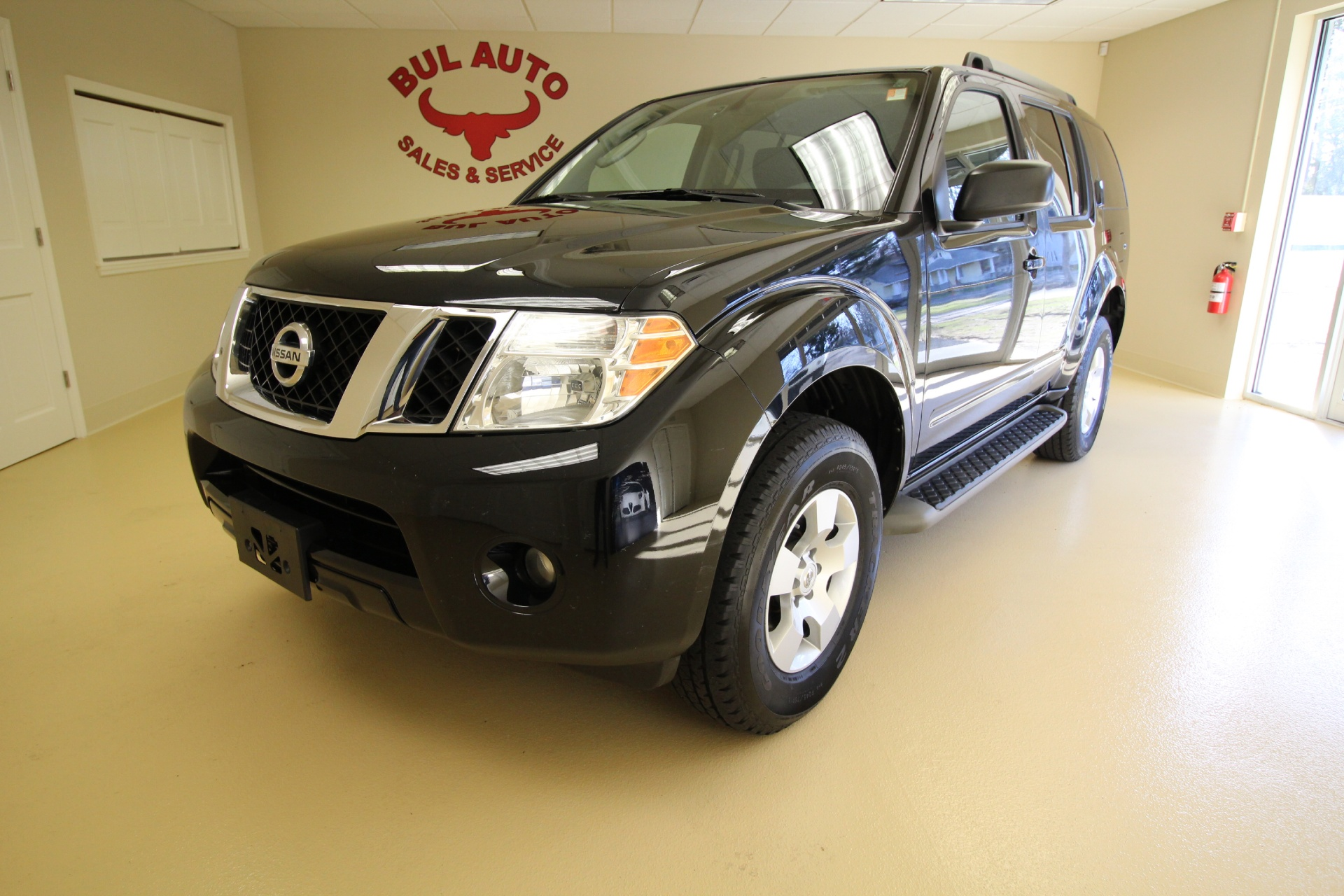 2011 Nissan Pathfinder S 4wd Stock 16053 For Sale Near