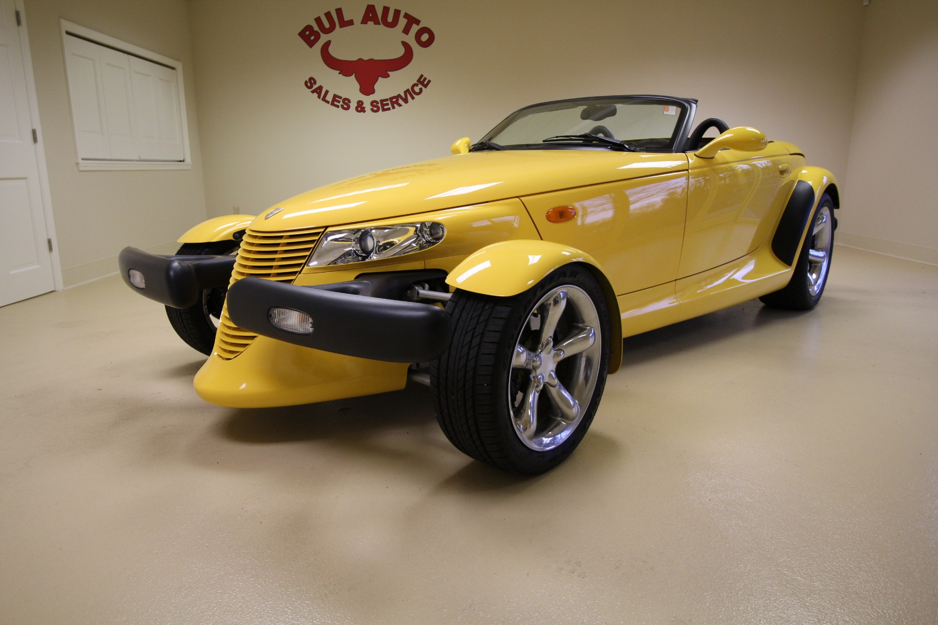 2000 Plymouth Prowler 1 OWNER,LIKE NEW,LOW MILES,TIME CAPSULE Stock ...