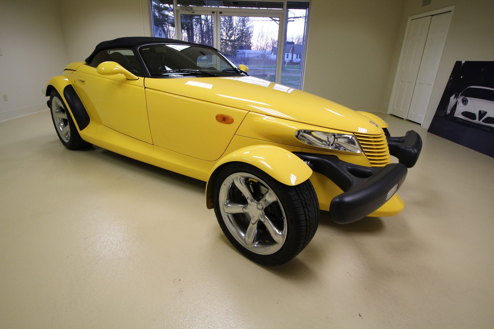 2000 Plymouth Prowler 1 Owner Like New Low Miles Time